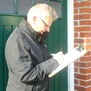 Northwich Chartered Surveyor, Chris Newman